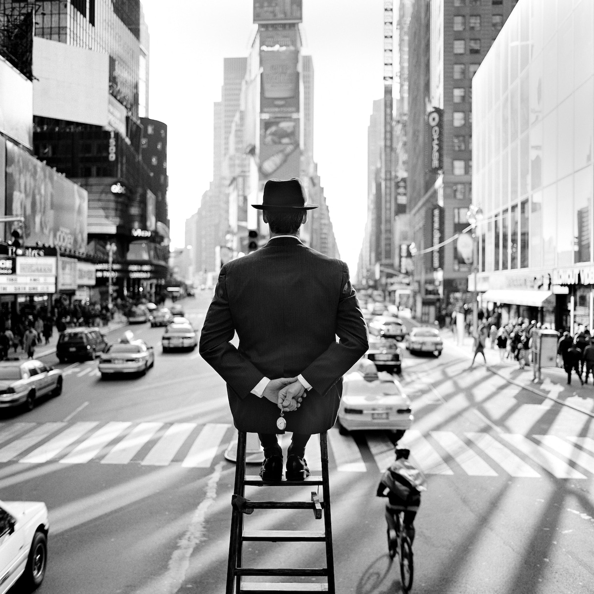 Rodney Smith Black and White Photography