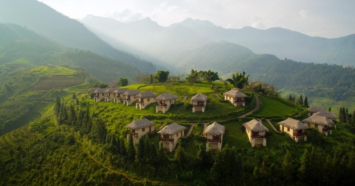 Topas Ecolodge in Vietnam