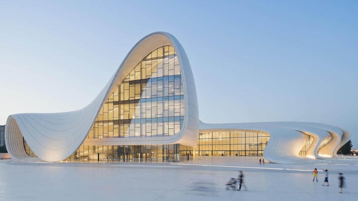 Zaha Hadid Architect