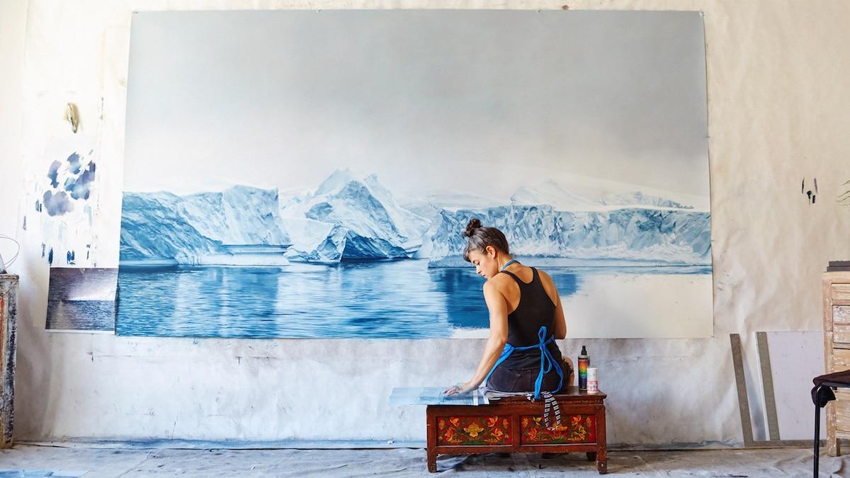 Zaria Foreman Pastel Artist