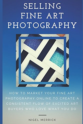 How to Sell Your Photography Book