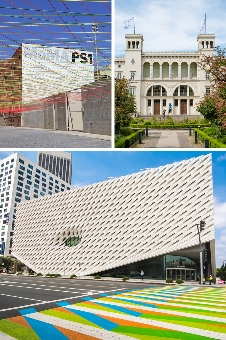 Best Art Museums Around the World