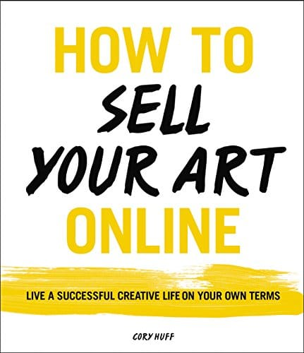 How to Sell Art Online Book