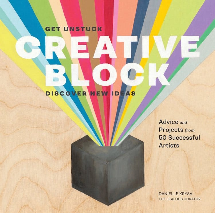 Books About Creative Blocks