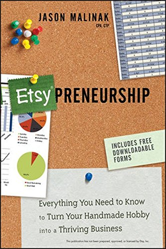 Etsy Business Books