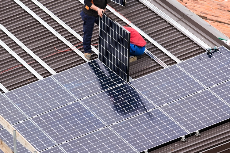 New Law Sees California Homes Built With Solar Panels From
