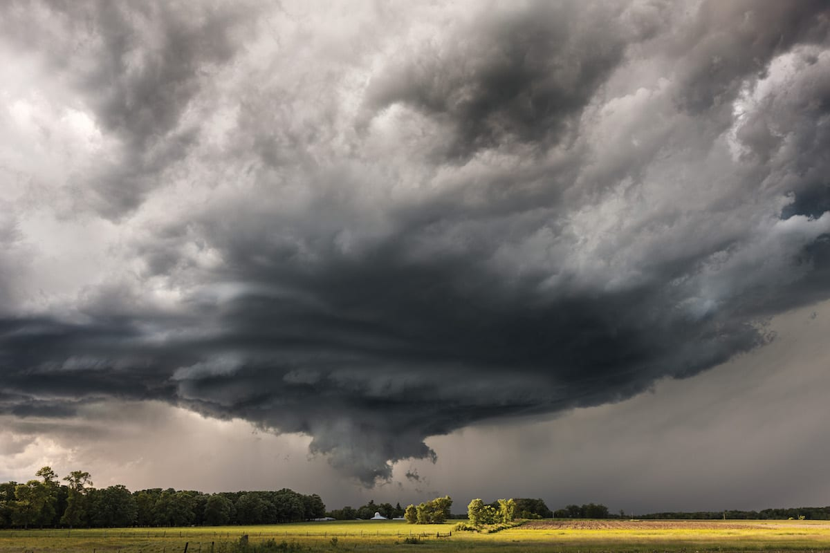 Camille Seaman storm chasing photography