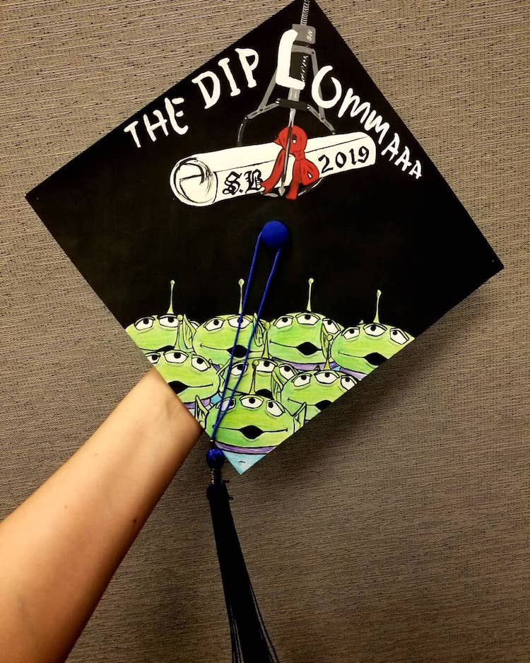 Graduation Cap Art