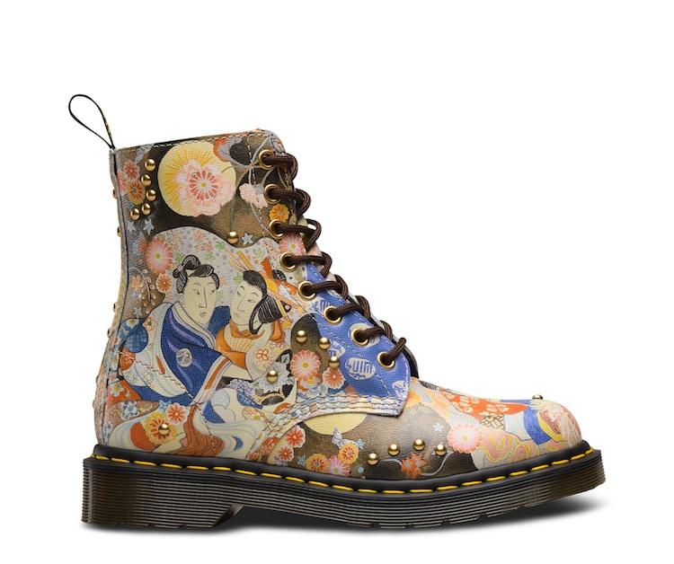 Dr. Martens - 'Eastern Art' Boots