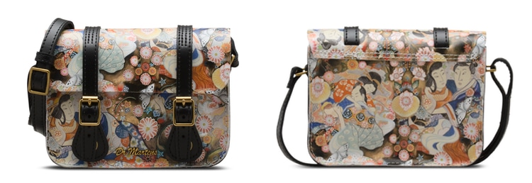 Dr. Martens Eastern Art Satchel