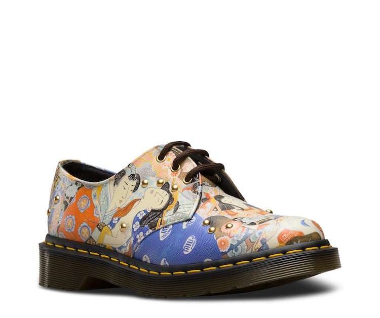 Dr. Martens - 'Eastern Art' Shoe