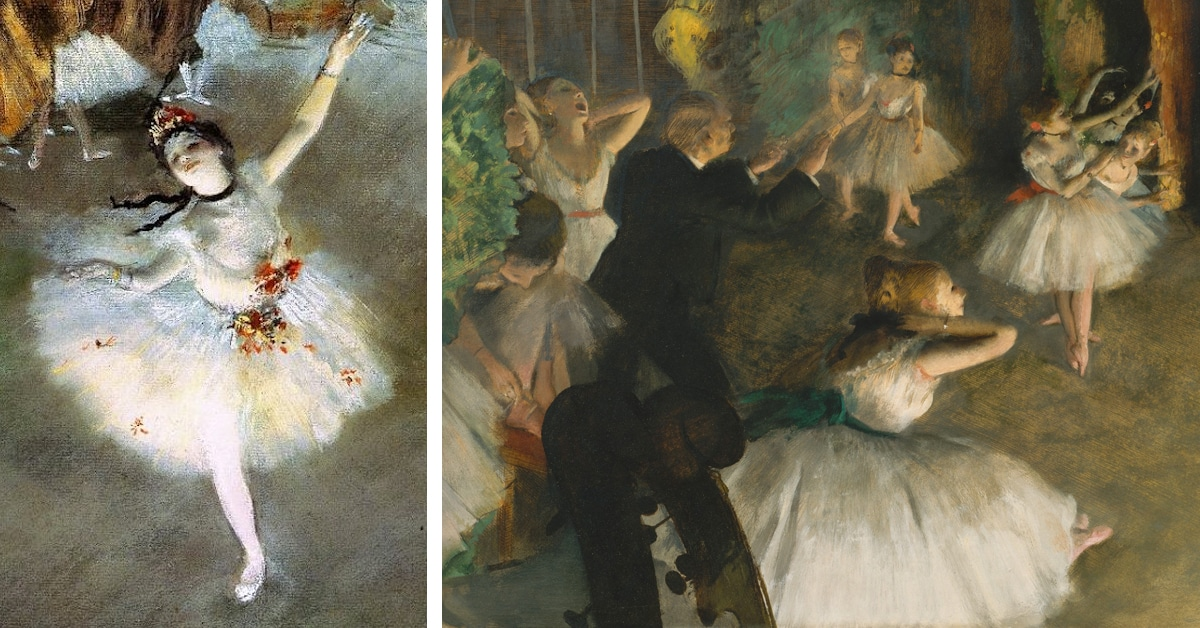 degas 39 dancers how the painter depicted ballerinas in his art. Black Bedroom Furniture Sets. Home Design Ideas