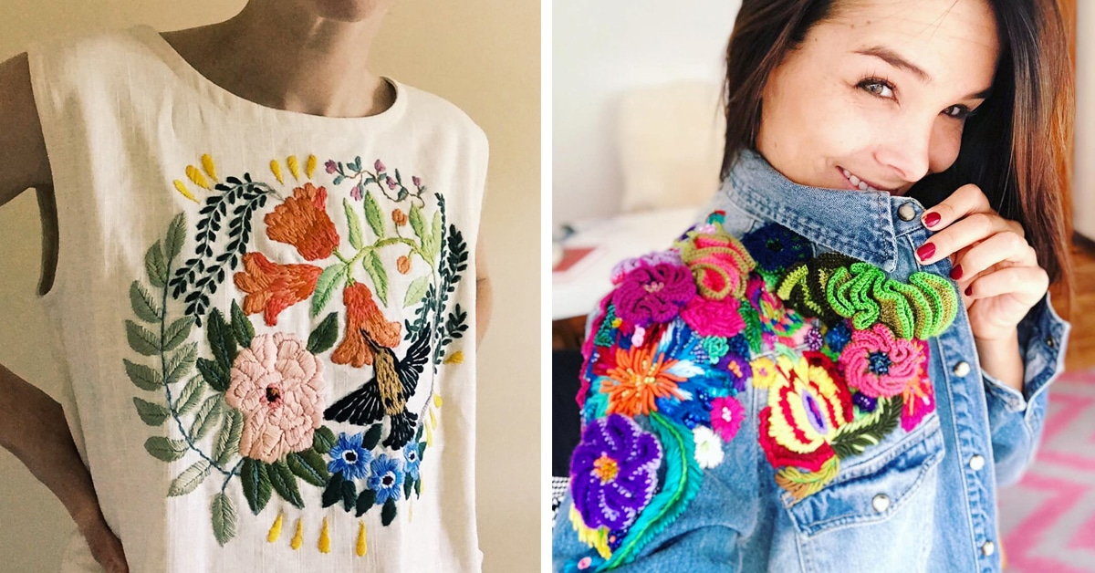 How Embroidered Clothing Transforms Ordinary Outfits Into Wearable Works of Art
