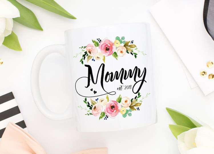 First Mother's Day Gift Ideas New Mom Mother's Day Gifts Best Gifts for New Moms New Mom Mother's Day Gifts