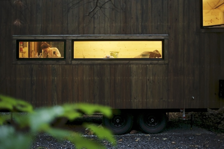 Micro Cabin Getaway