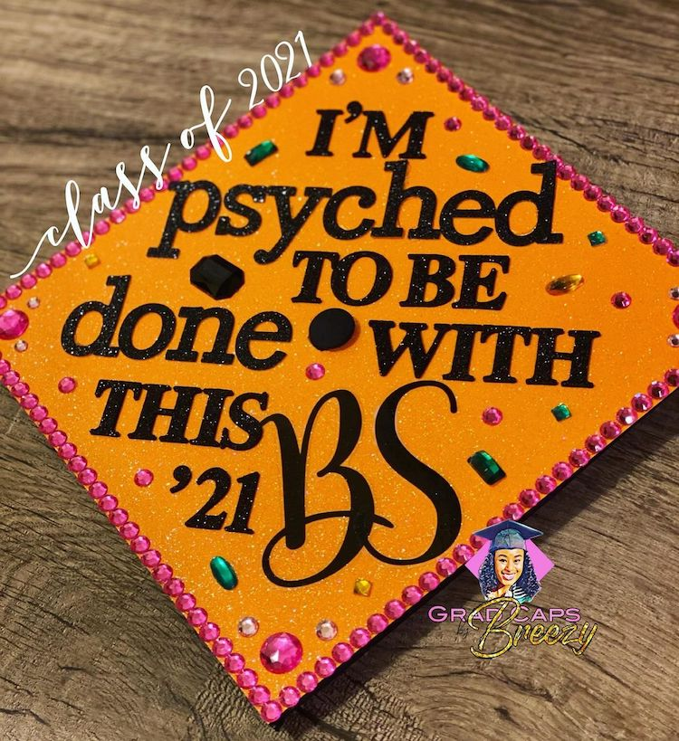 Creative Grad Caps for Graduation