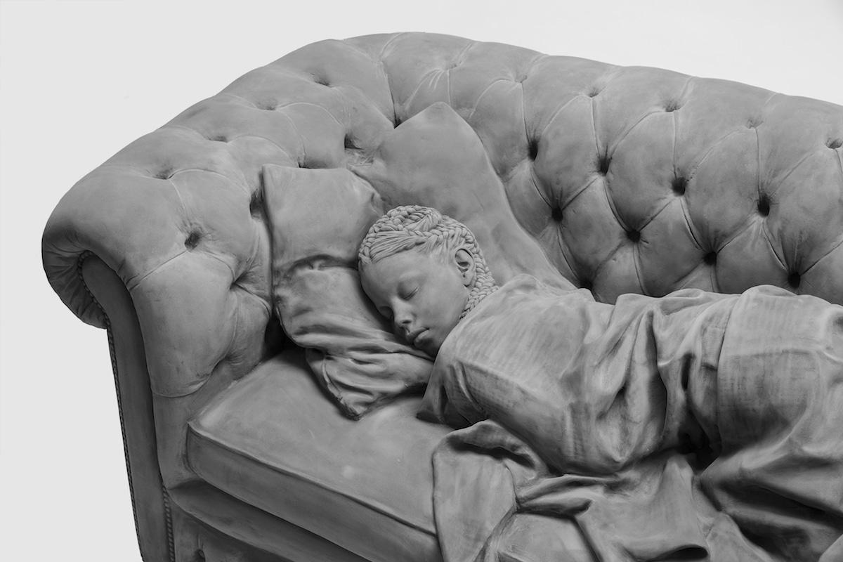 Hans Op de Beeck Sculpture