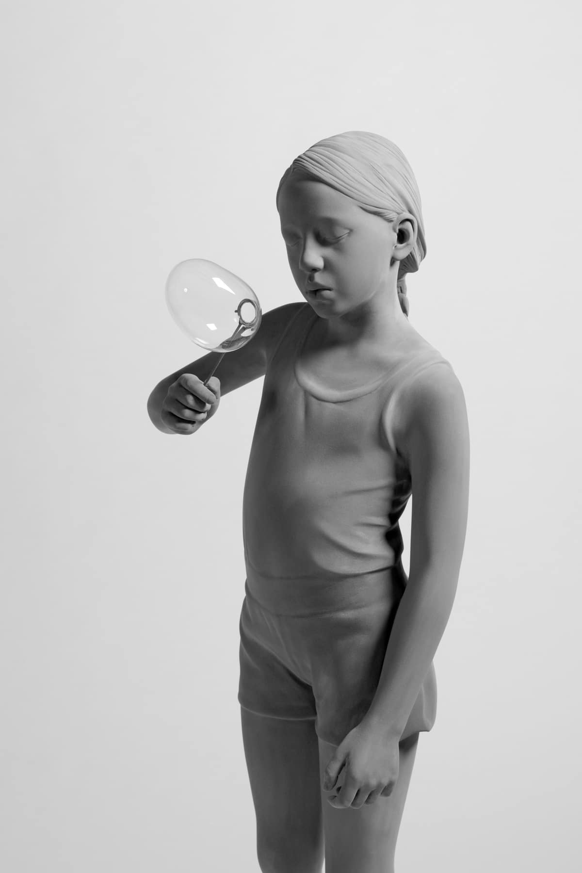 Contemporary Sculpture by Hans Op de Beeck