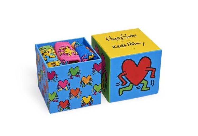 Keith Haring Socks