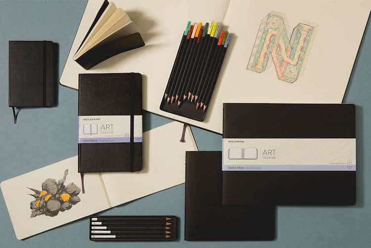 Moleskine Art Collection