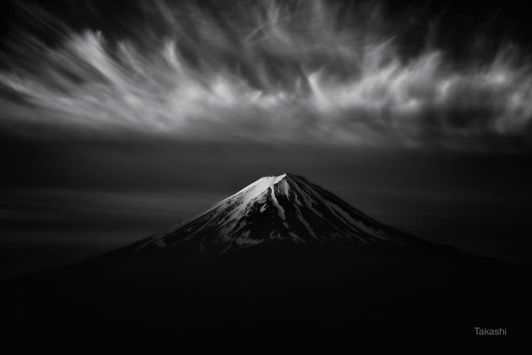 Mount Fuji Photography by Takashi Nakazawa