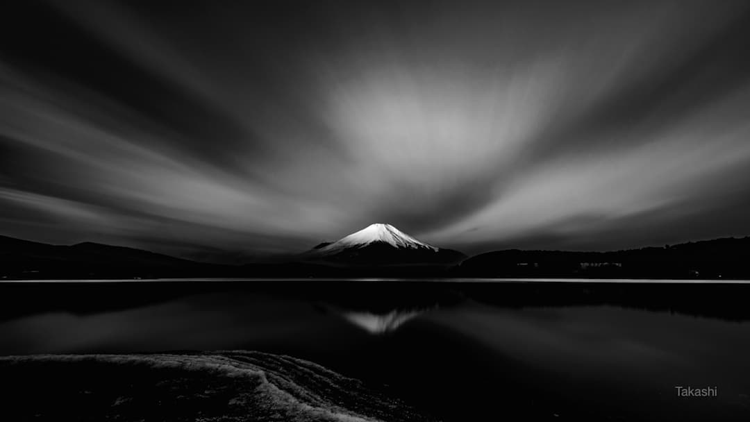Mount Fuji Photography by Takashi Nakazawa