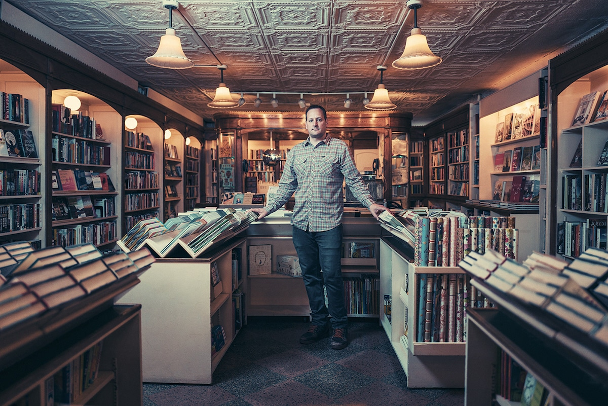 We are New York Indie Booksellers