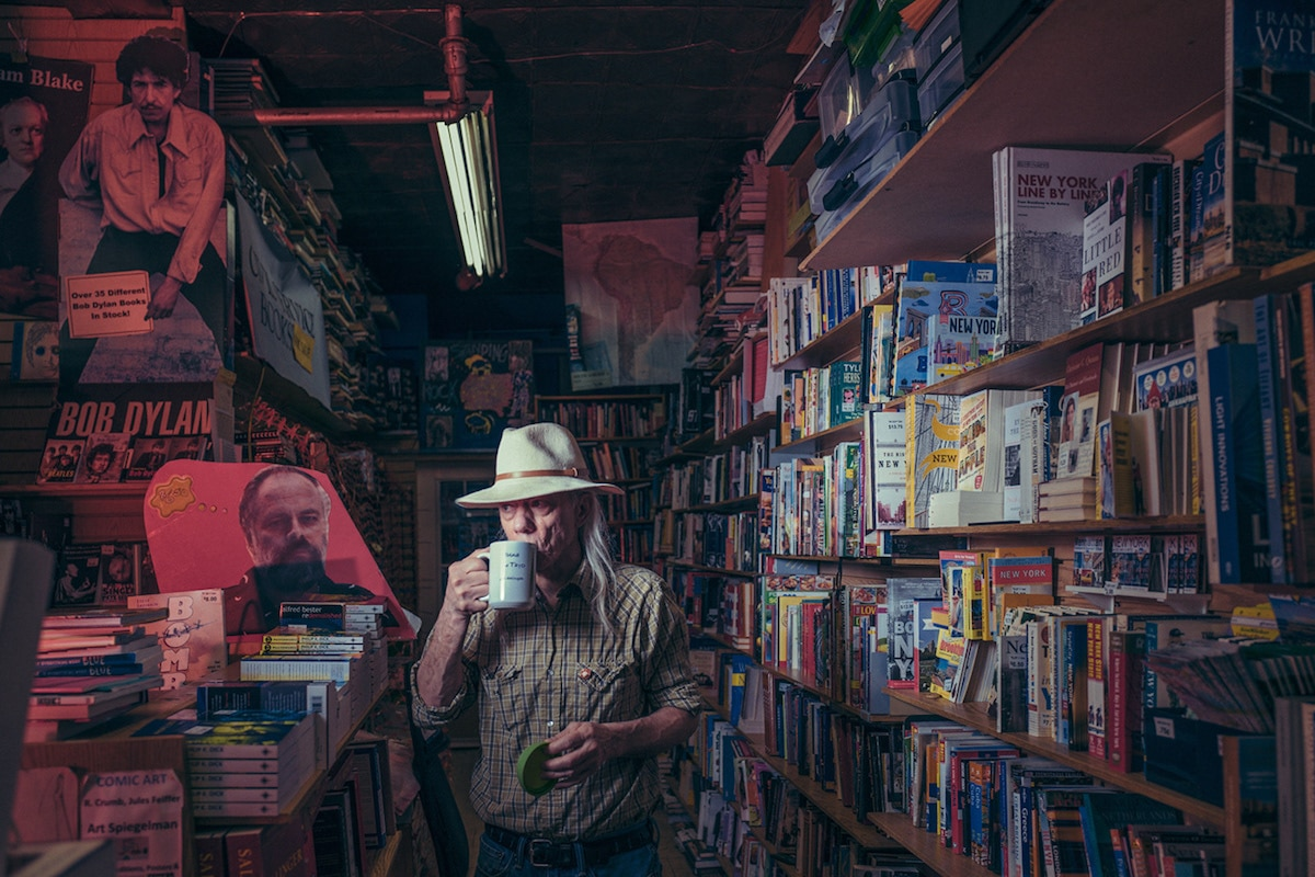 Portraits of New York Booksellers