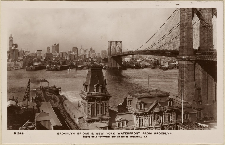 New York Public Library - Public Domain Material