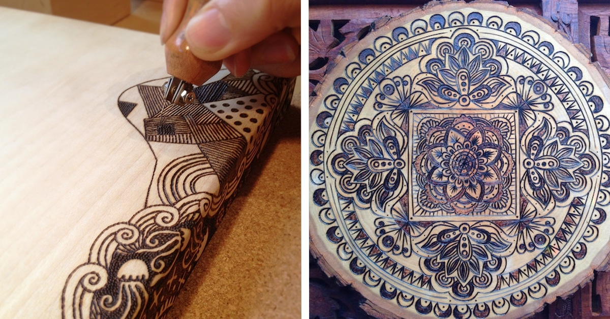 Pyrography, Learning the Basics of This Time Honored Craft