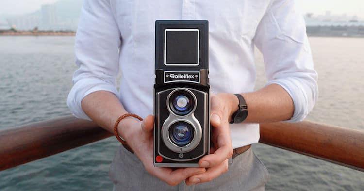 Rolleiflex Instant Camera