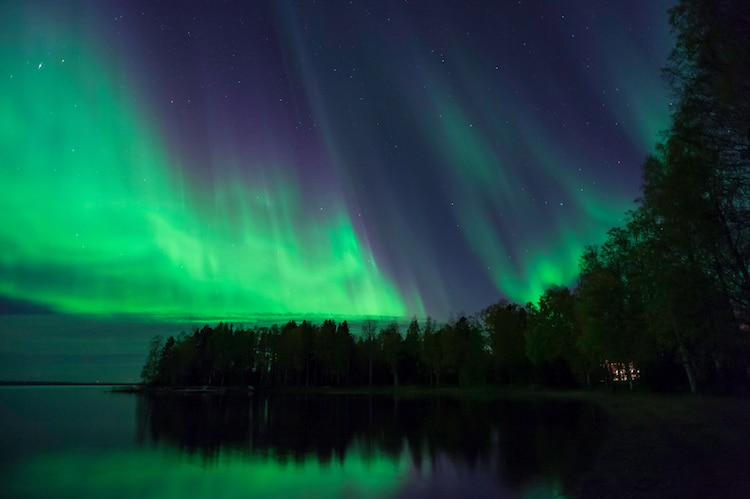 Seven Wonders of the Natural World - Northern Lights
