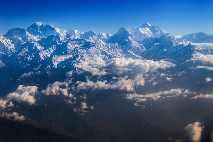 Seven Wonders of the Natural World - Mount Everest