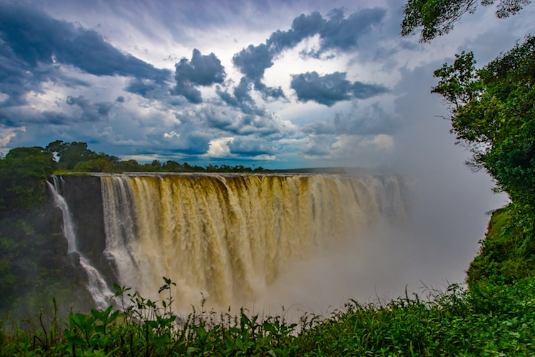What are the Seven Wonders of the Natural World - Victoria Falls