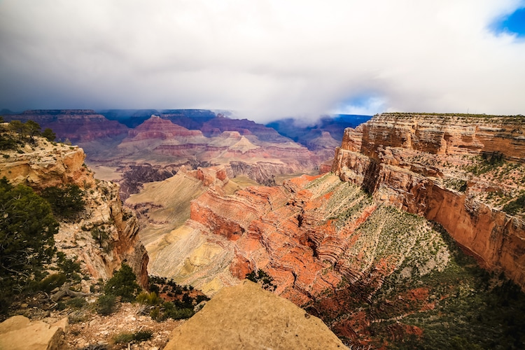 Seven Wonders of the Natural World Grand Canyon