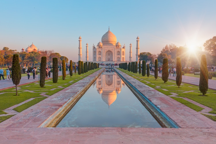 7 Wonders of the World - Taj Mahal