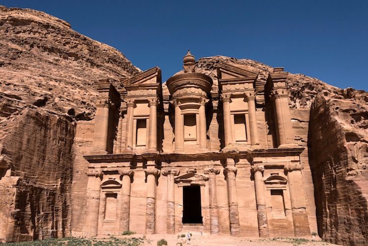 Petra, Jordan - New7Wonders