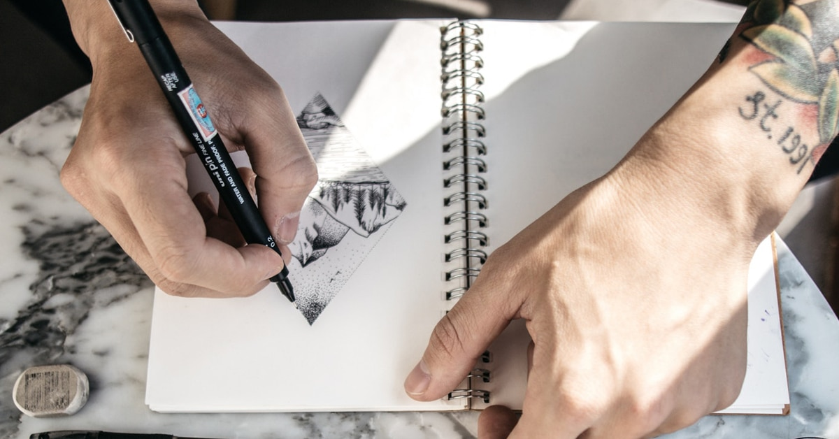 Beat Creative Block With These 25 Pencil Sketch Ideas