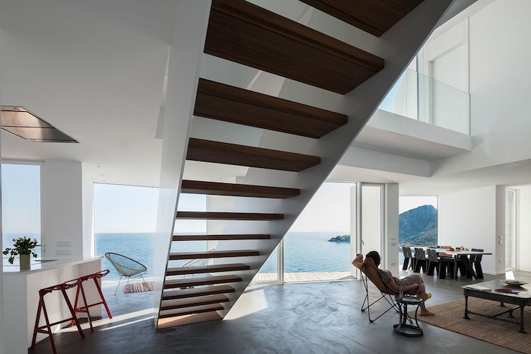 Contemporary Residential Architecture by Cadaval & Solà-Morales