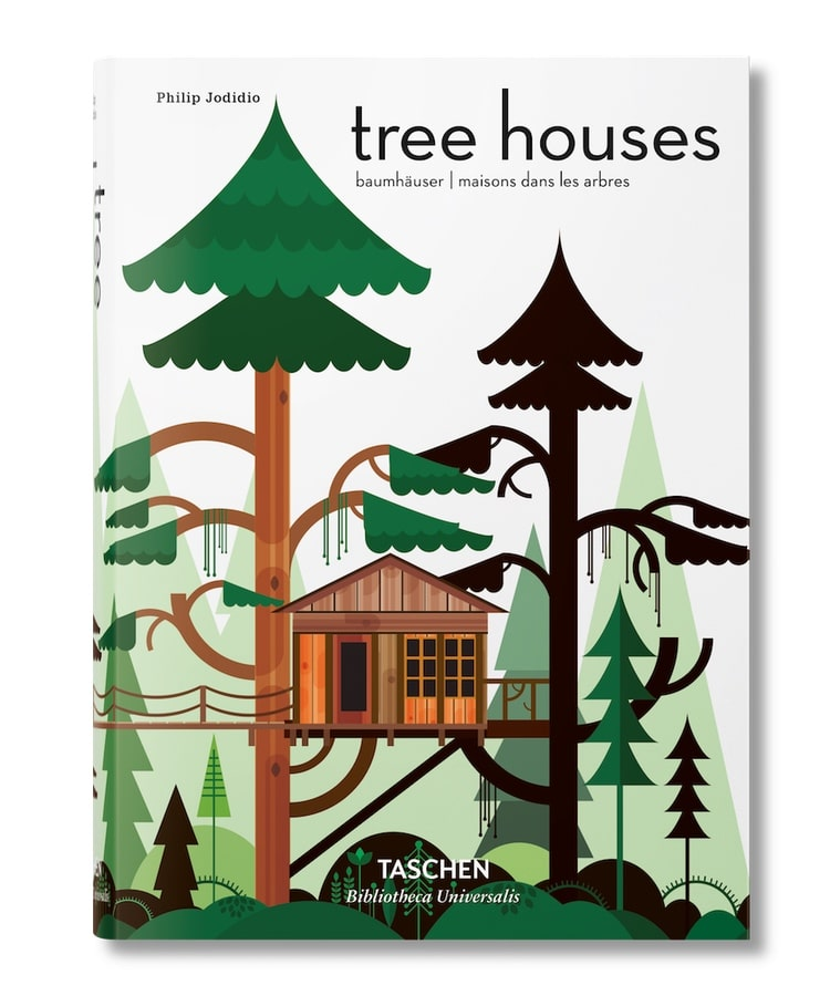 Tree House Book by Taschen