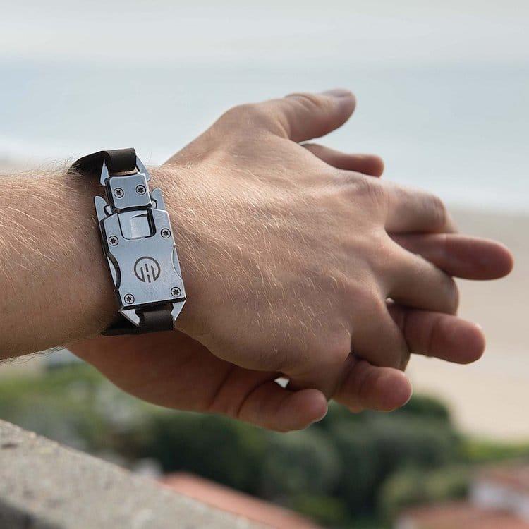 Mens Utility Bracelet