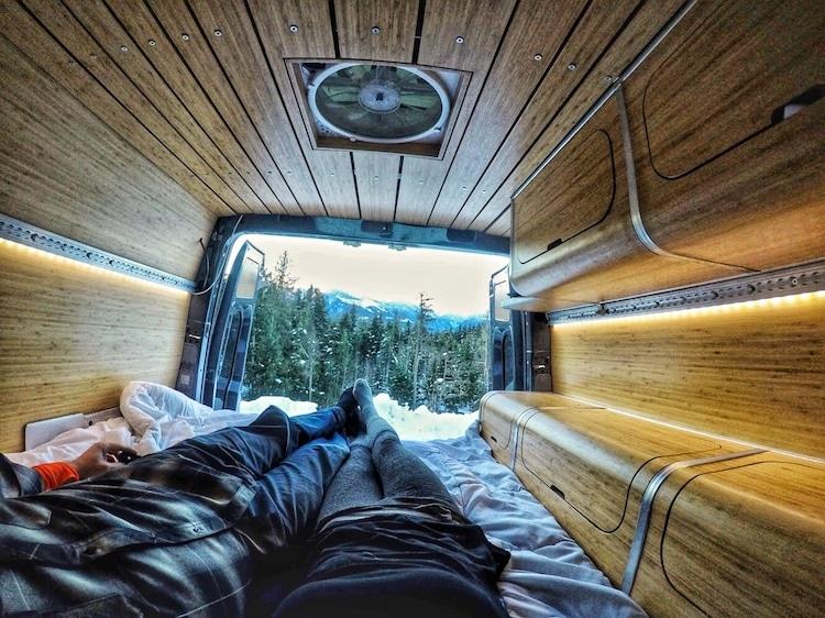 Camper Van Conversion Companies