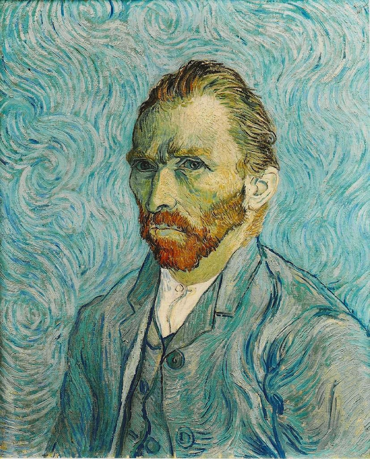 Wall Chart Shows Almost 900 of Vincent van Gogh Paintings