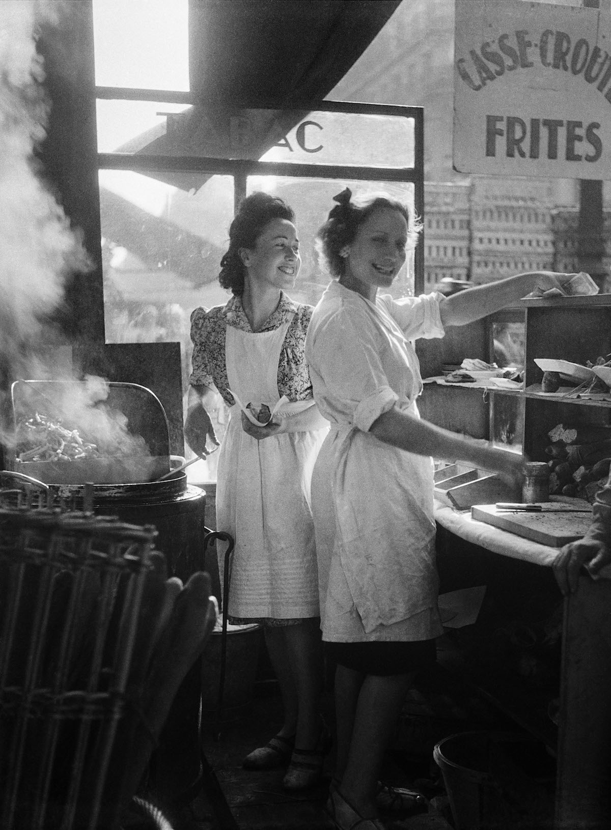 Post-War Paris Photography by Willy Ronis