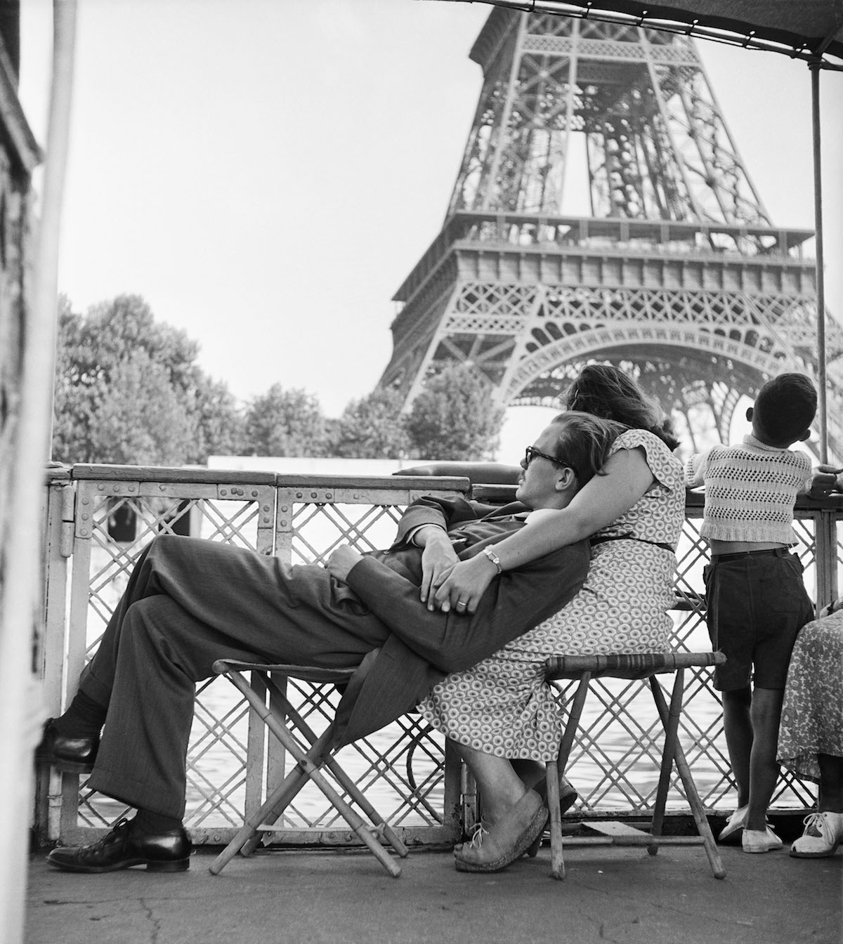 Paris Street Photography by Willy Ronis
