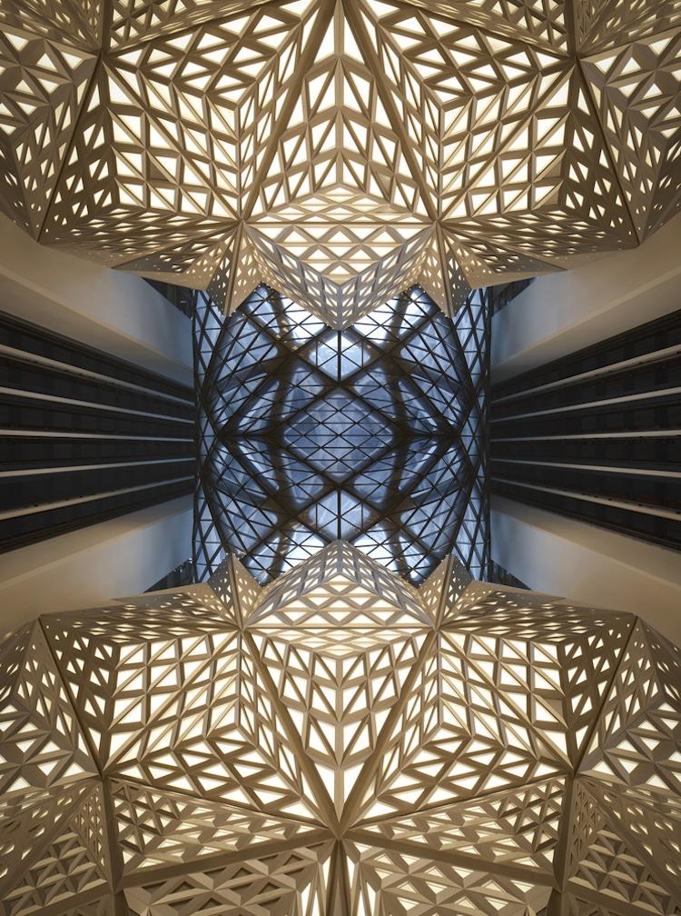 Zaha Hadid Architects - Morpheus Hotel