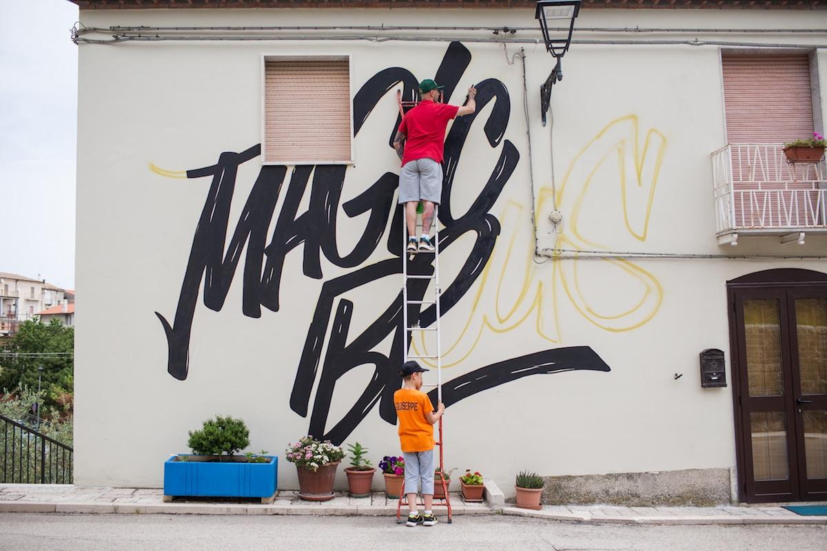 Brus at CVTà Street Fest 2018
