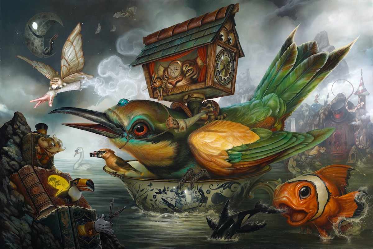 Greg 'Craola' Simkins Artist