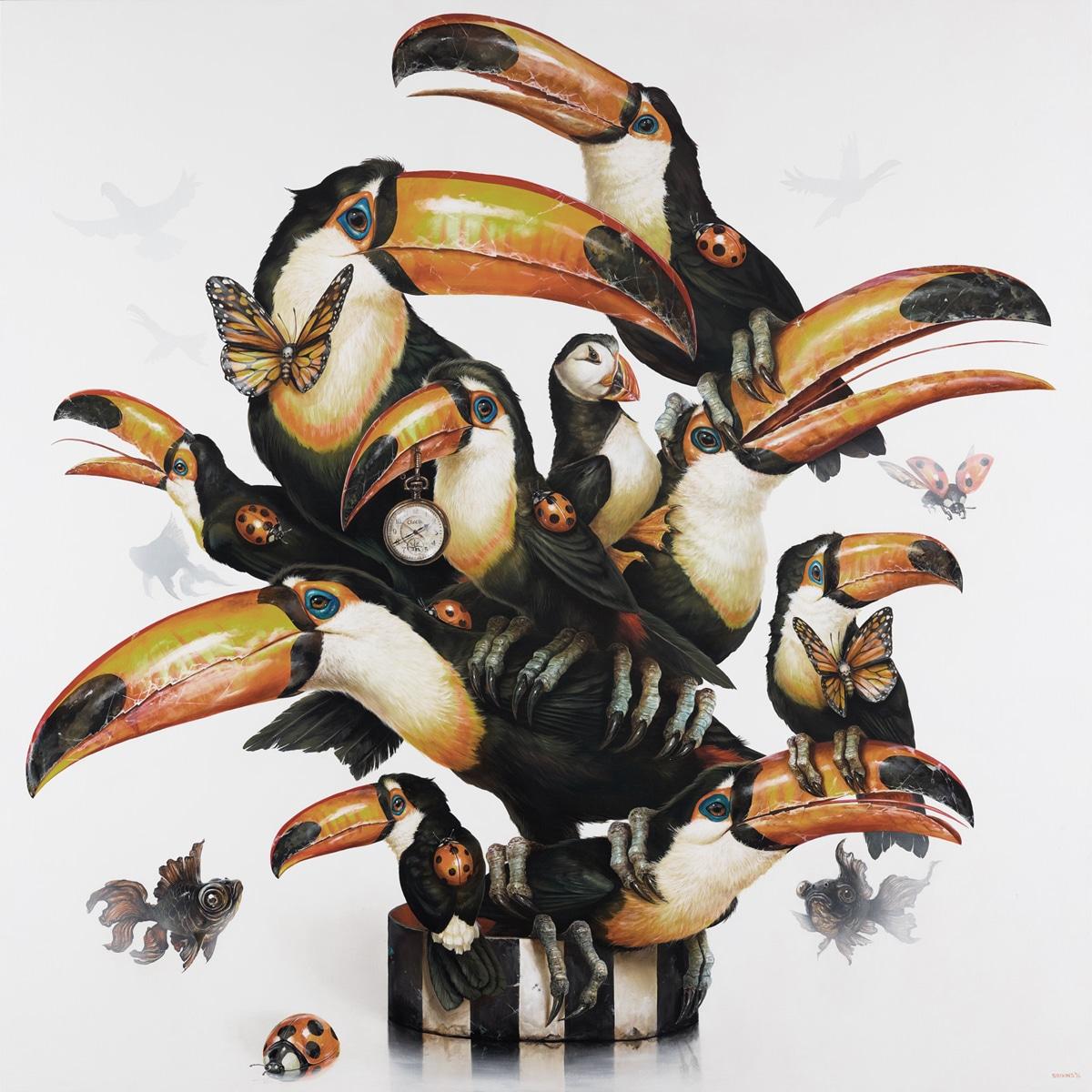 Greg 'Craola' Simkins Print