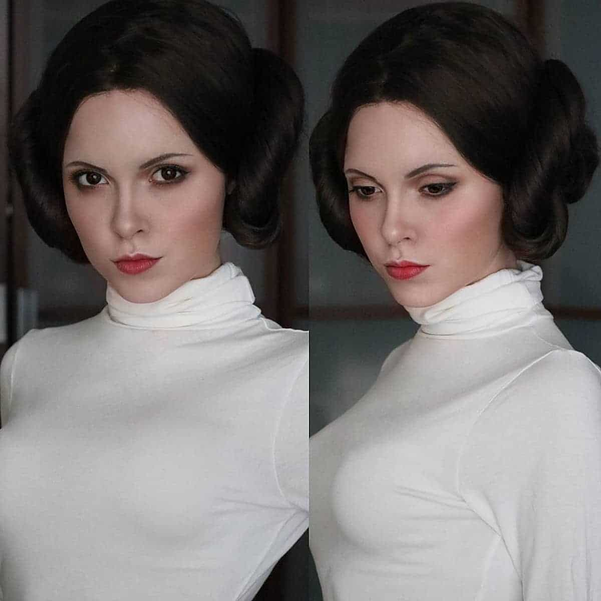 Princess Leia Cosplay by Ilona Bugaeva